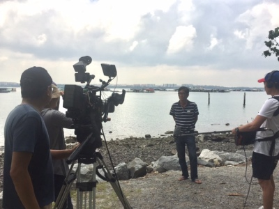 The Mangrove Lab featured in Channel News Asia documentary